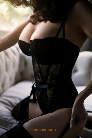 Apolonie massage parlor & live escorts
