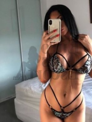 Kallie tantra massage in Murraysville