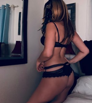 Anne-lyne nuru massage in Channelview